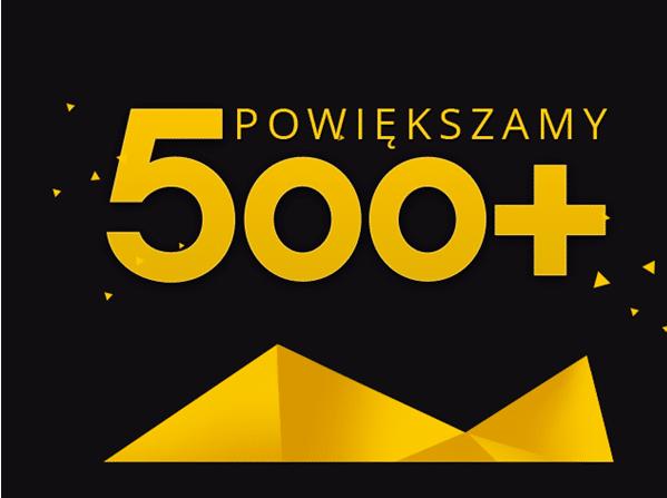 500 promocja