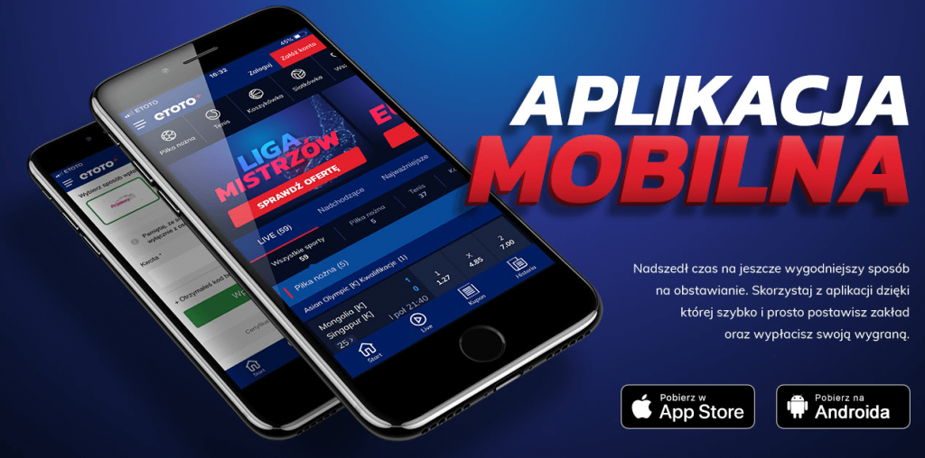 etoto aplikacja mobilna
