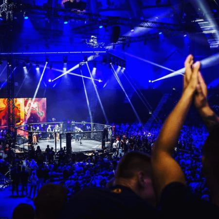 Fame MMA – karta walk, kiedy bilety, transmisja