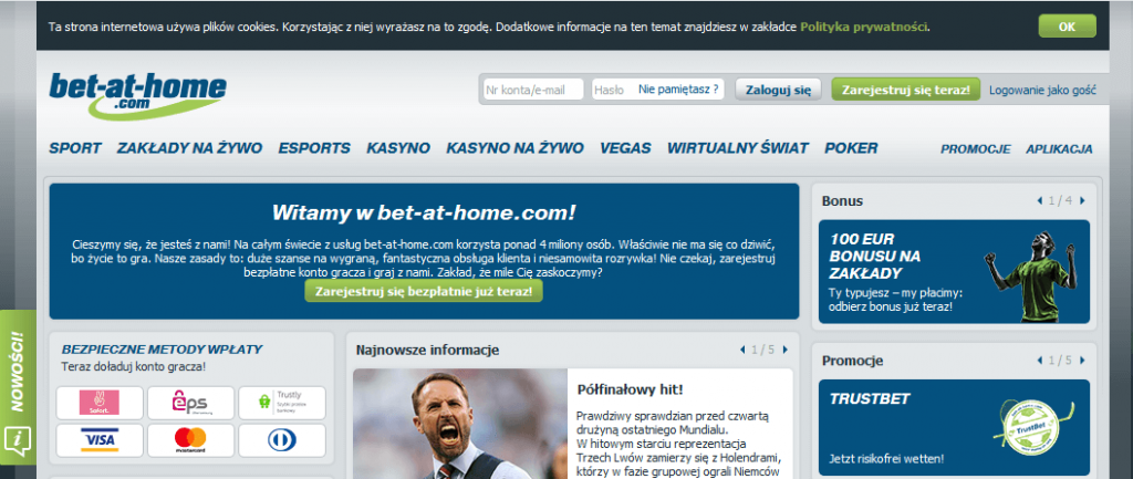 bet at home polska