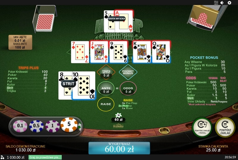 poker w polsce