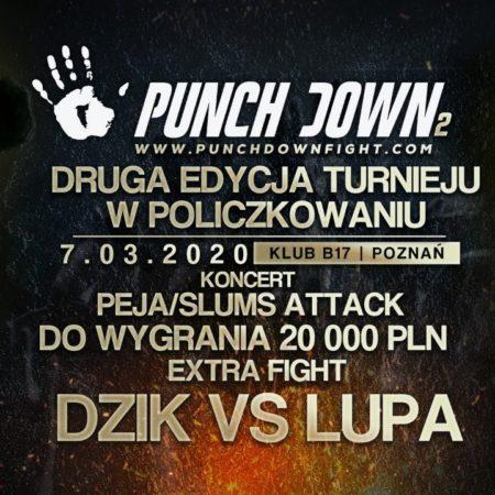 Punch Down – co warto wiedzieć o mistrzostwach w policzkowaniu?