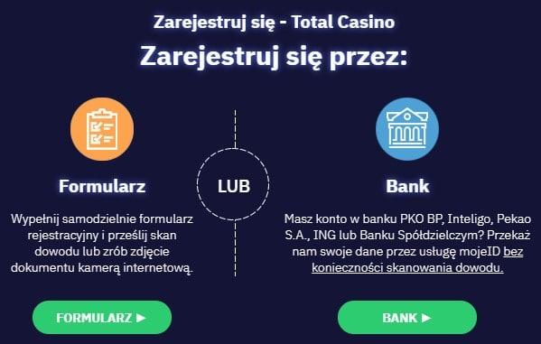 Totalizator Sportowy kasyno