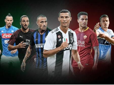 Zakłady bukmacherskie w Serie A
